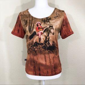 d312a4cf Rockmount Ranch Wear · Rockmount Ranch Wear top size small